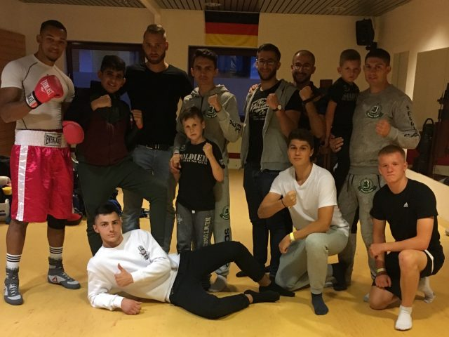 Masai Fight Night Wiesbaden