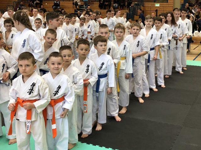 Internationaler Leons Cup Kyokushin Karate